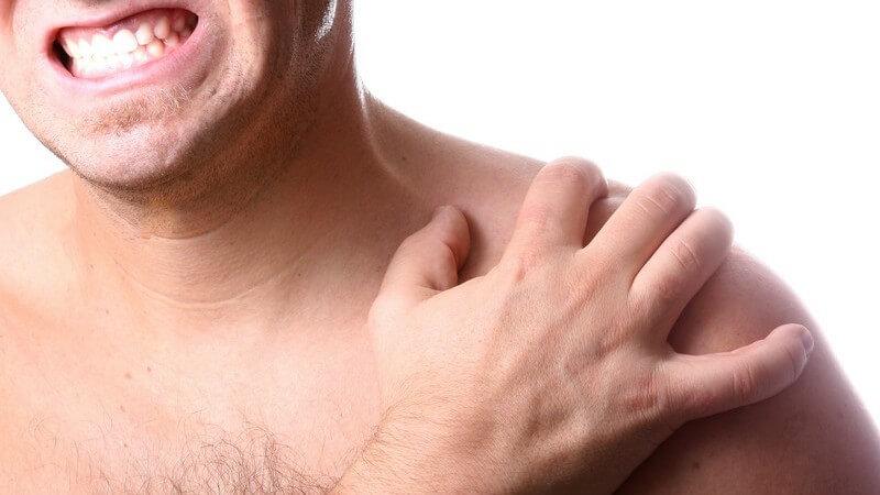 Schmerzen Linke Schulter