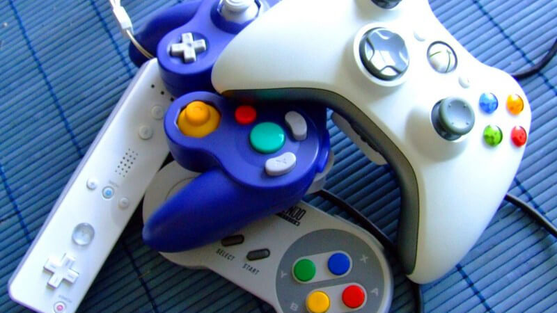 Spielekonsolen