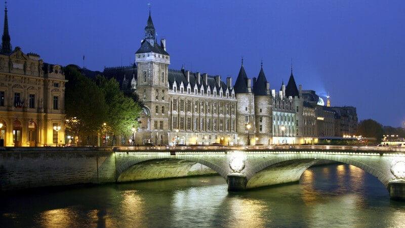 Stadtbild aus Paris