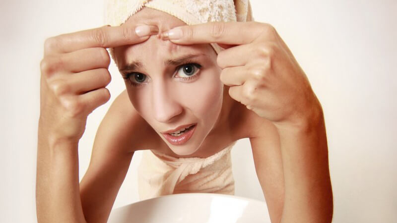 ᐅ Hormone, Essen, Veranlagung - Warum manche Frauen auch