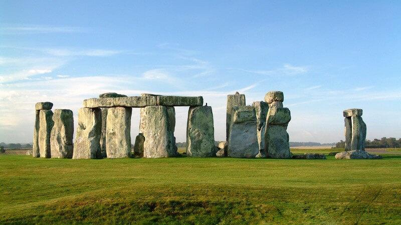 Stonehenge Bauwerk in England