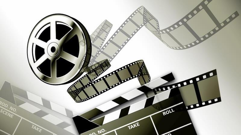 Filmrolle und -zubehör, Kino, Filme