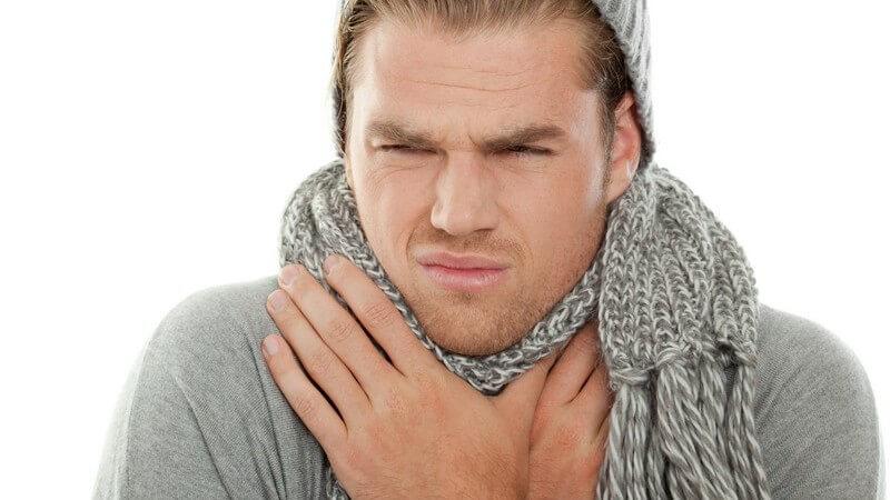 Ständig Halsschmerzen